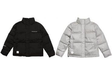 AES 19 AW Short Down Jacket (4)