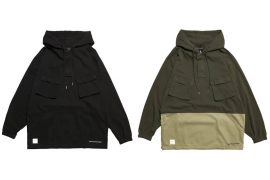 AES 19 AW Washed Pullover Jacket (1)