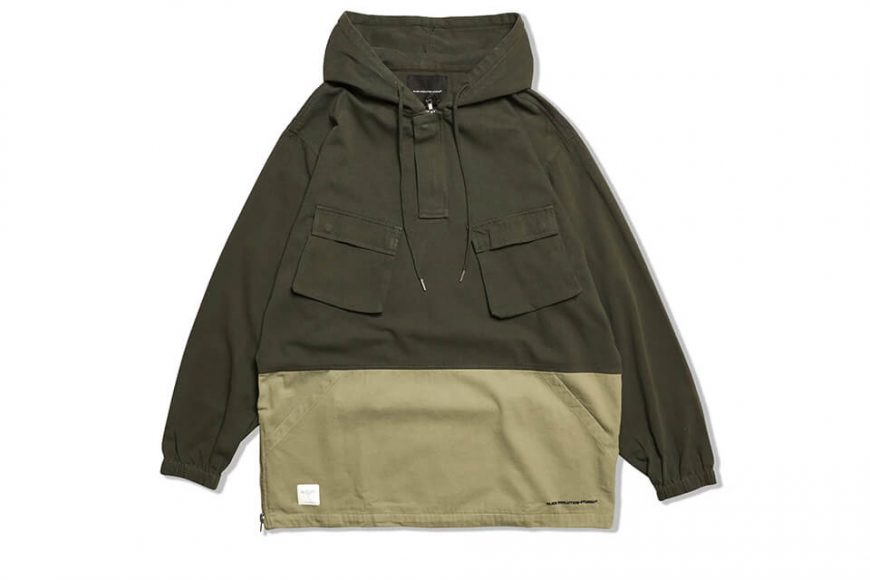 AES 19 AW Washed Pullover Jacket (4)