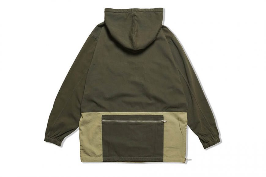 AES 19 AW Washed Pullover Jacket (5)