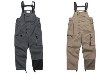 B-SIDE 19 AW 2 Tones Overalls (5)