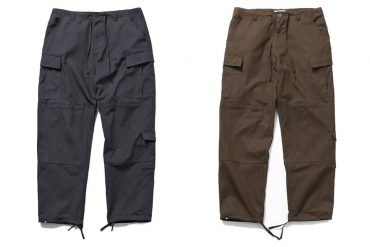 B-SIDE 19 AW 9 Pocket Cargo Pants (6)