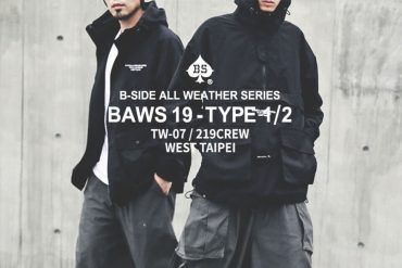 B-SIDE 19 AW BAWS 19 Type-1-2 (1)
