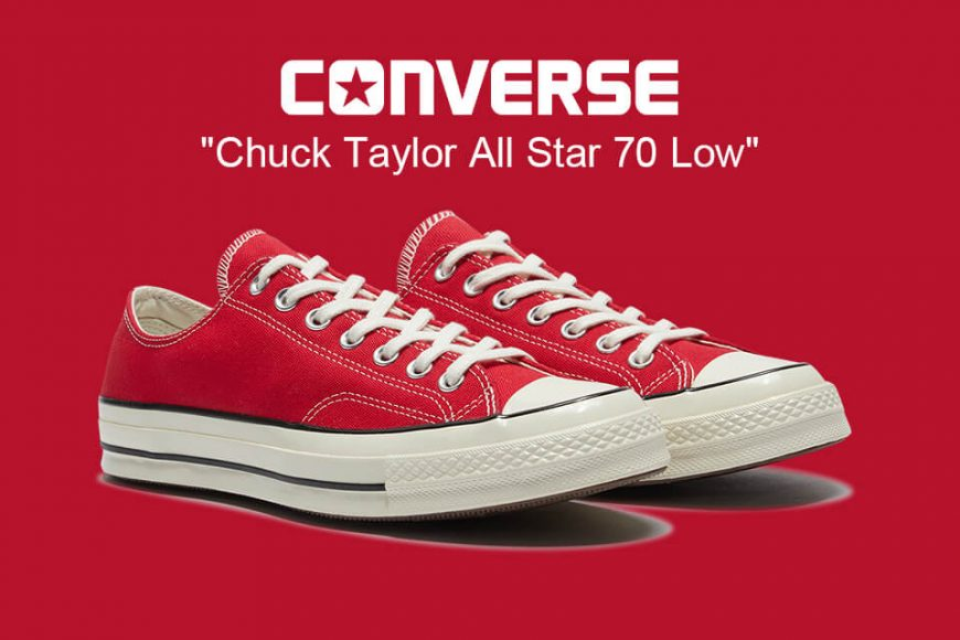CONVERSE 20 SS 164949C Chuck Taylor All Star '70 Low (1)