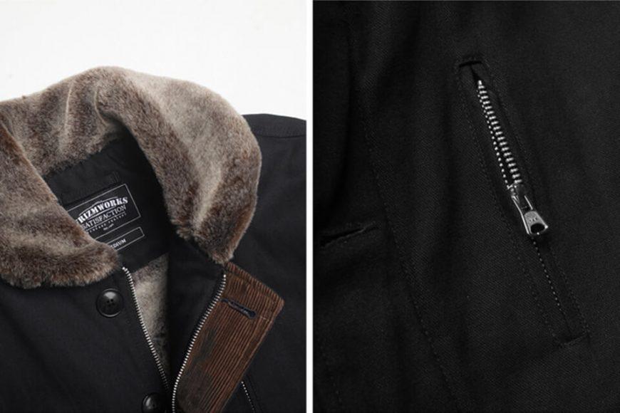 FrizmWORKS 19 FW Edgar N-1 Deck Jacket (10)