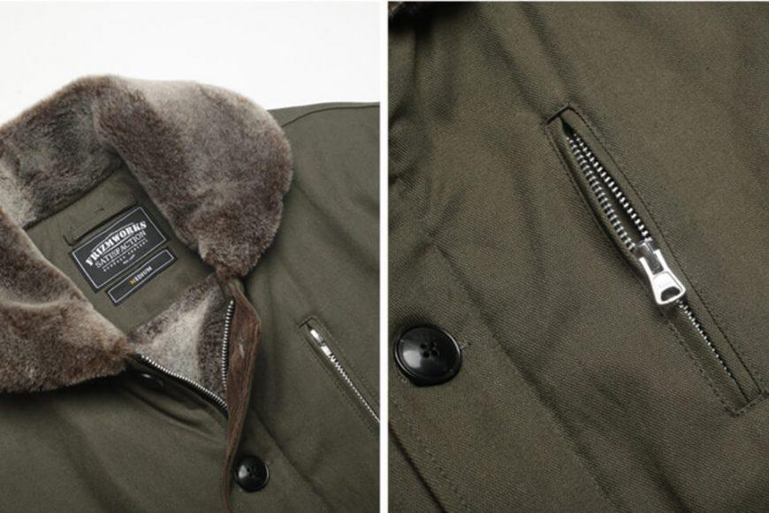 FrizmWORKS 19 FW Edgar N-1 Deck Jacket (15)