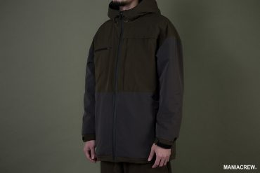 MANIA 19 AW 2 Tone Jacket & 2 Tone Pants (4)