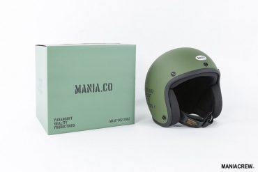 MANIA 19 AW Helmet (1)