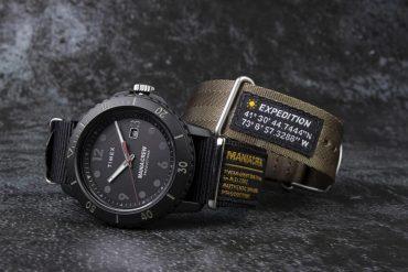 MANIA 19 AW MANIA x TIMEX Watch (1)