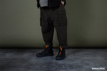 MANIA 19 AW Resiliently Cargo Pants (53)