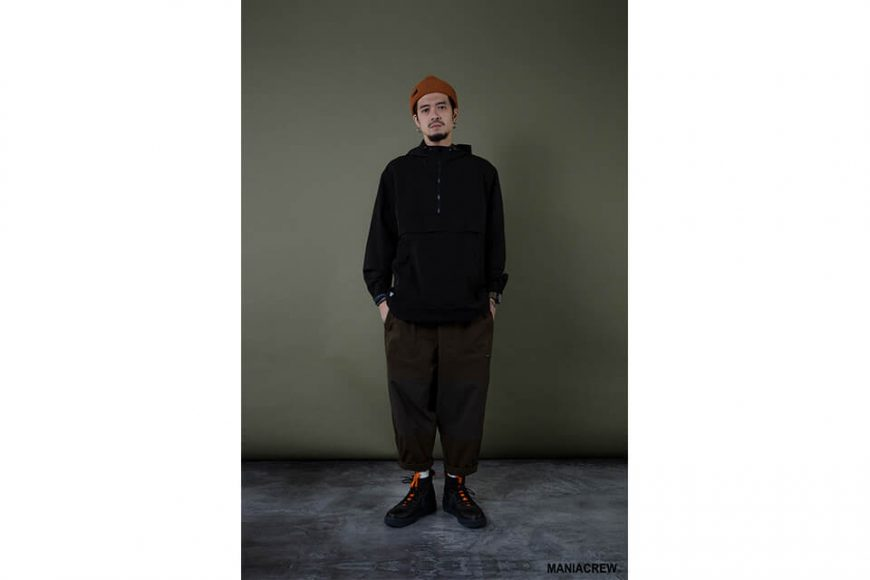 MANIA 19 AW Resiliently Pullover (1)
