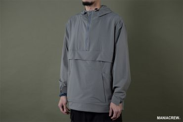 MANIA 19 AW Resiliently Pullover (10)