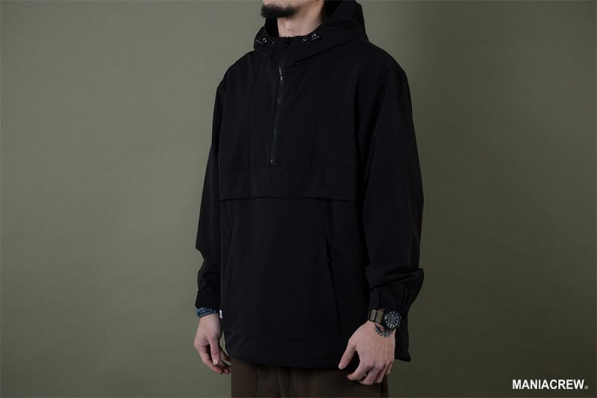 MANIA 19 AW Resiliently Pullover (3)