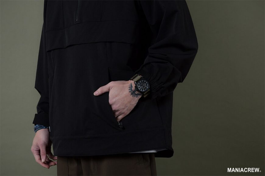 MANIA 19 AW Resiliently Pullover (6)
