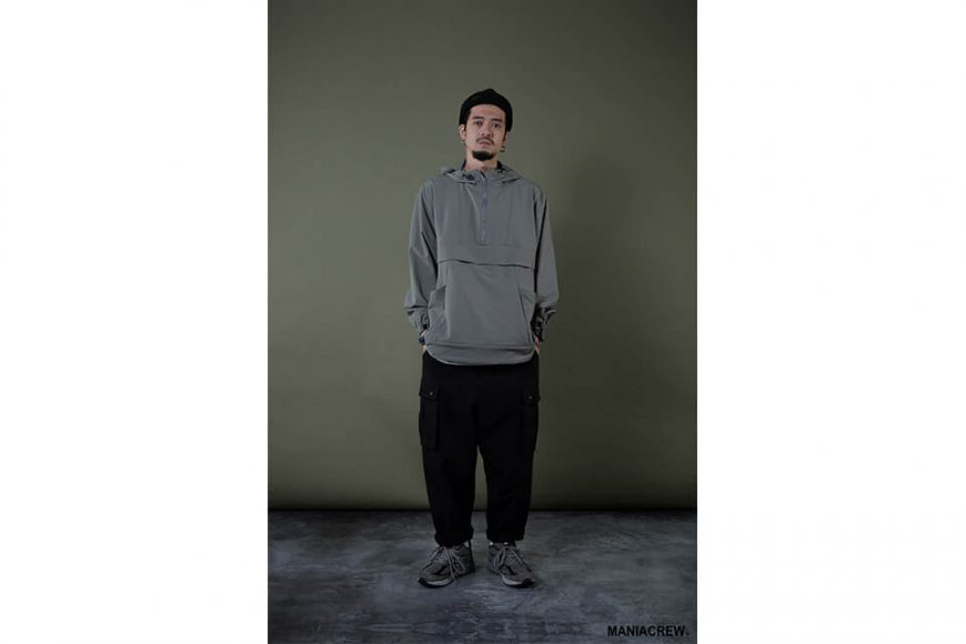 MANIA 19 AW Resiliently Pullover (8)