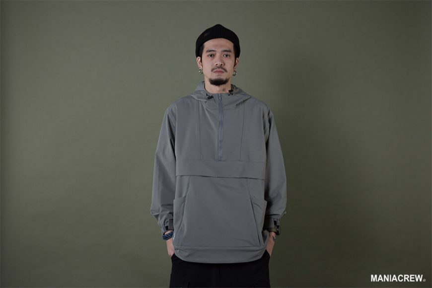 MANIA 19 AW Resiliently Pullover (9)