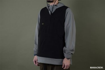 MANIA 19 AW Resiliently Zip Vest (4)
