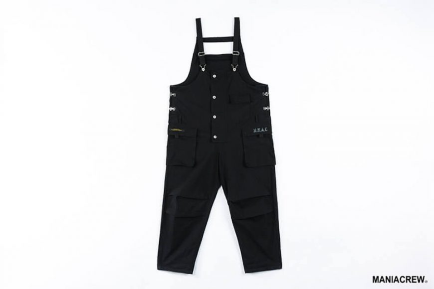 MANIA 19 AW Washed Overalls (11)