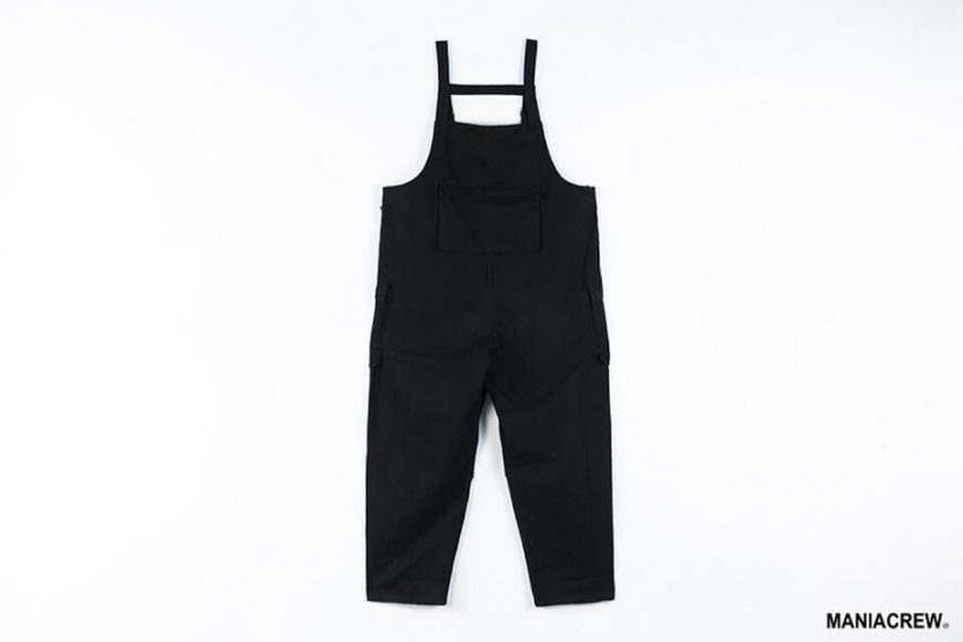 MANIA 19 AW Washed Overalls (12)