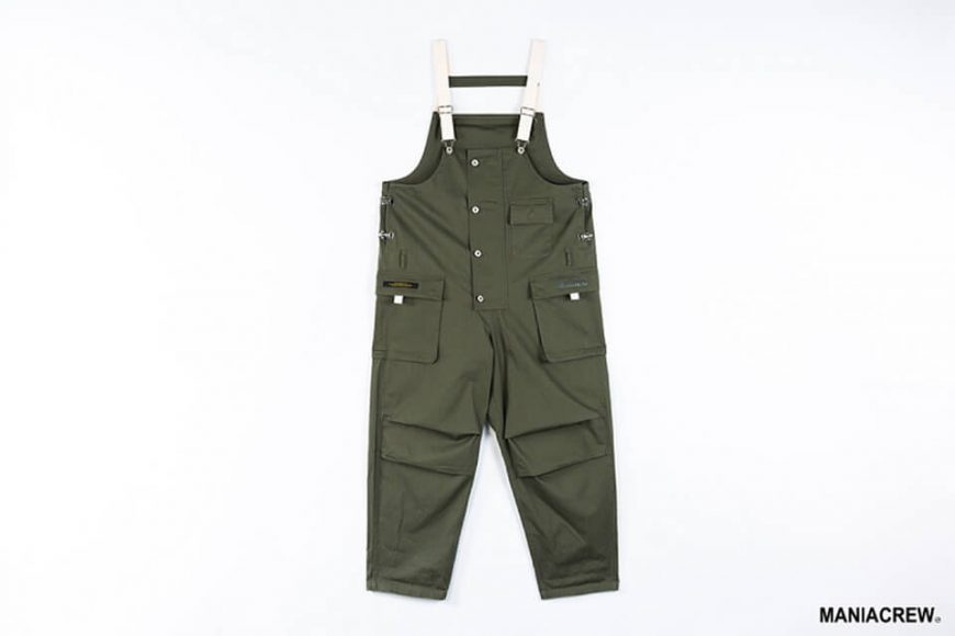 MANIA 19 AW Washed Overalls (13)