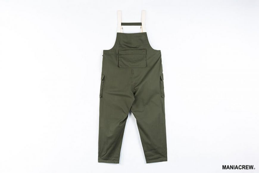 MANIA 19 AW Washed Overalls (14)