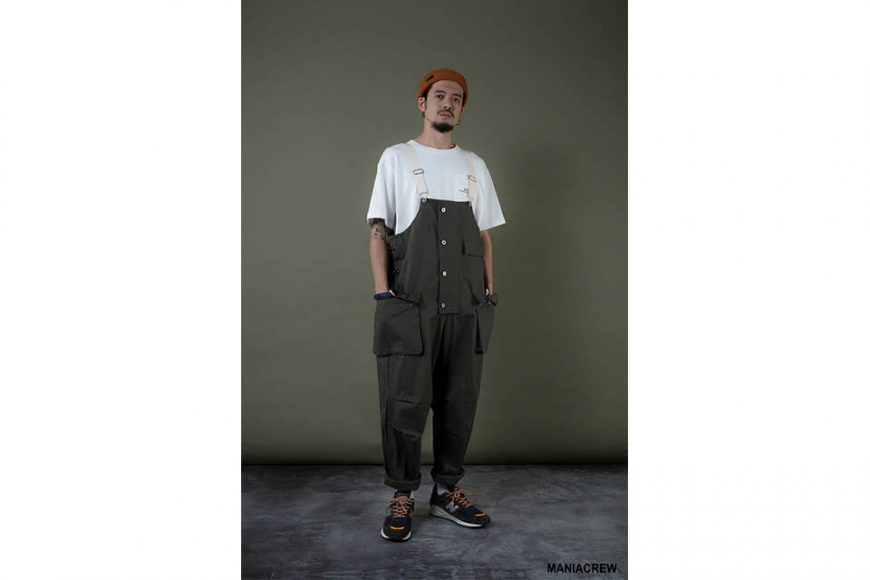 MANIA 19 AW Washed Overalls (6)