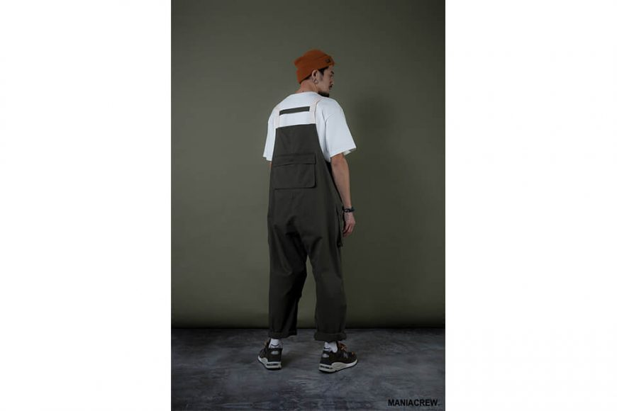 MANIA 19 AW Washed Overalls (7)