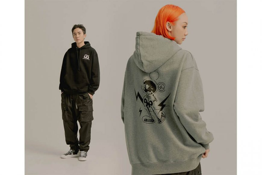 OVKLAB x AES 19 AW Mouse Hoodie (0)