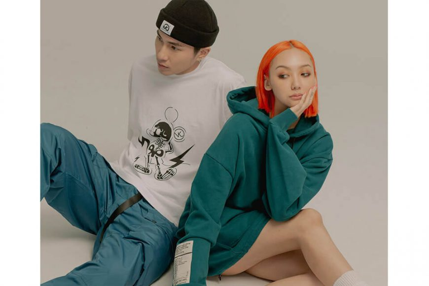 OVKLAB x AES 19 AW Mouse Tee (0)