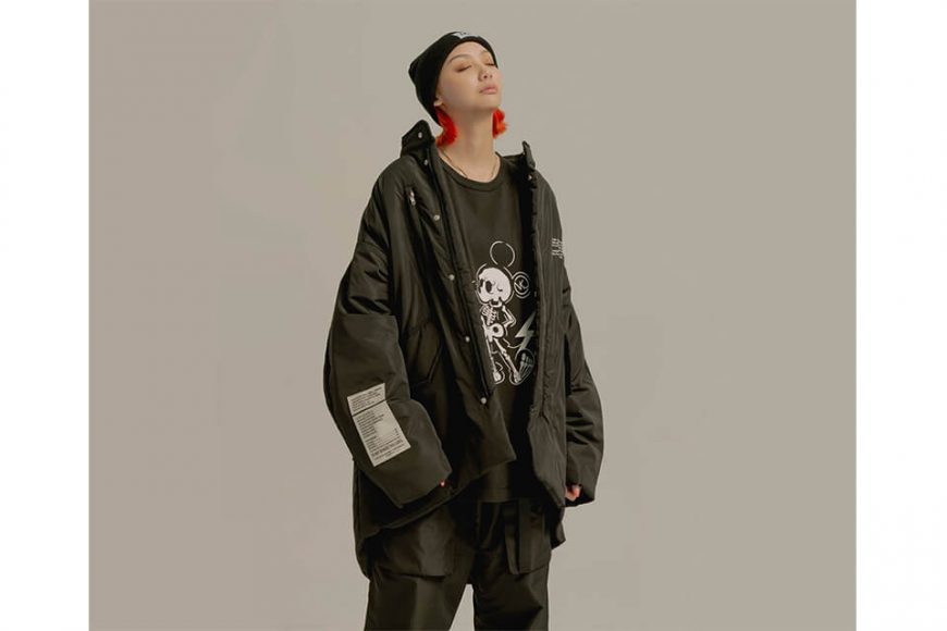 OVKLAB x AES 19 AW Mouse Tee (1)
