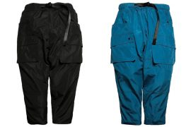OVKLAB x AES 19 AW Multipocket Pants (2)