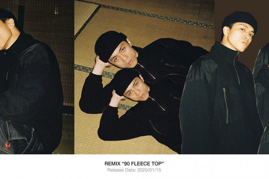 REMIX 19 AW 90 Fleece Top (1)