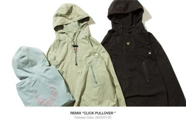 REMIX 19 AW Click Pullover (1)