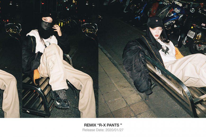 REMIX 19 AW R-X Pants (1)