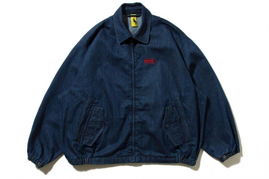 REMIX 19 AW VTG Denim Jacket (23)