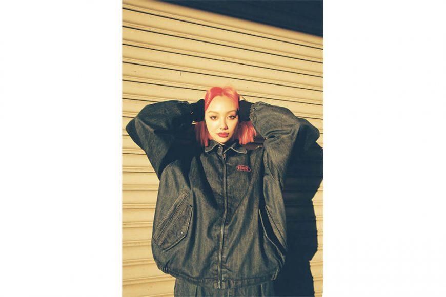 REMIX 19 AW VTG Denim Jacket (7)