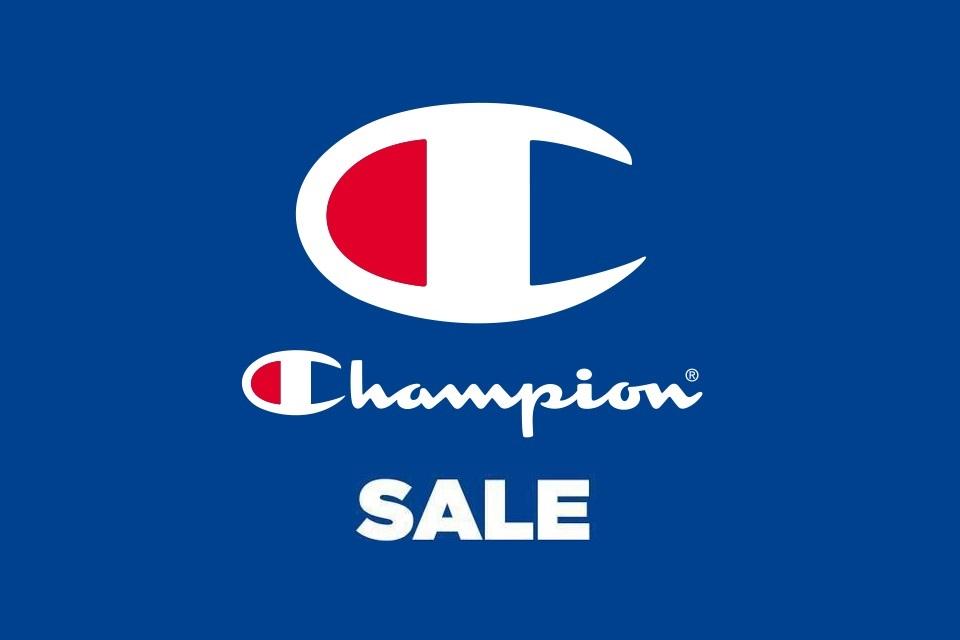CHAMPION SALE