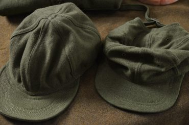 S.h.owin 19 AW Winter Cap from US Army Wool Shirts (1)