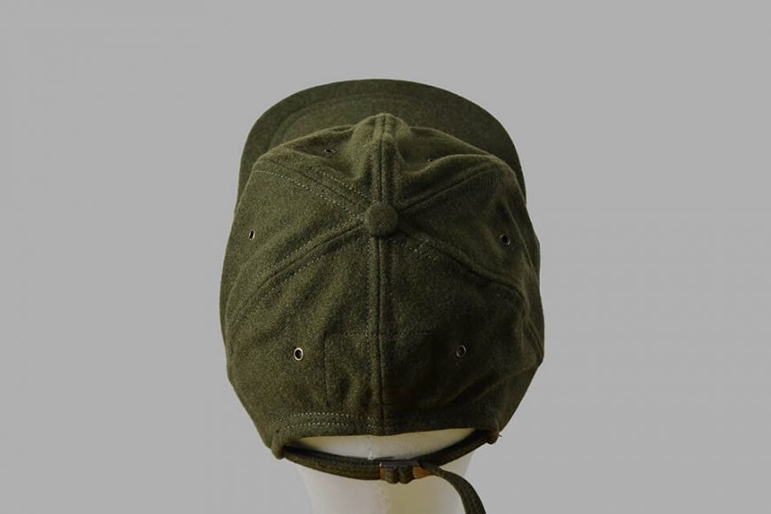S.h.owin 19 AW Winter Cap from US Army Wool Shirts (13)