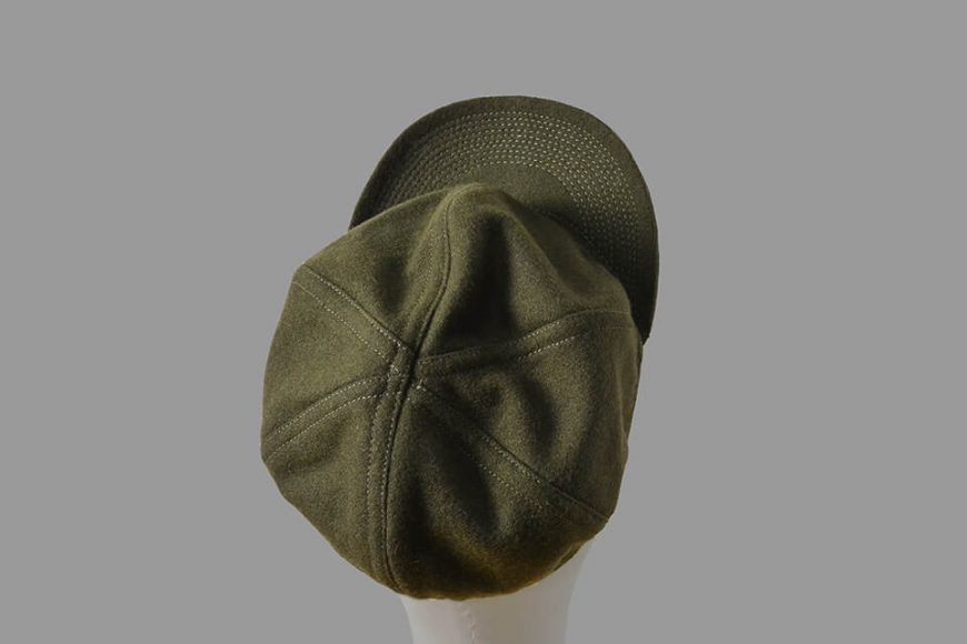 S.h.owin 19 AW Winter Cap from US Army Wool Shirts (6)