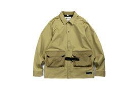 TMCAZ 19 AW Pocket Worker Shirt (1)