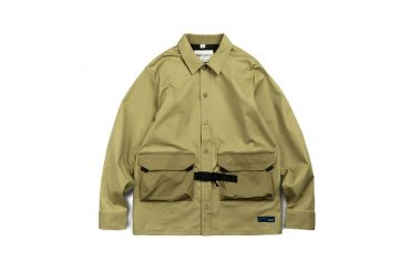 TMCAZ 19 AW Pocket Worker Shirt (1)