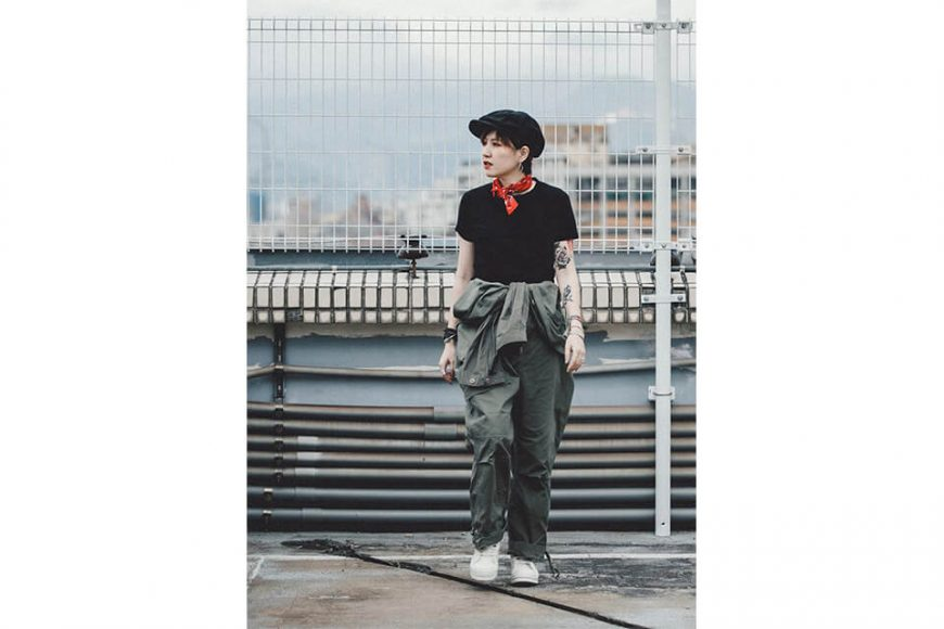 B-SIDE 20 SS Coverall 20-1 Military (9)