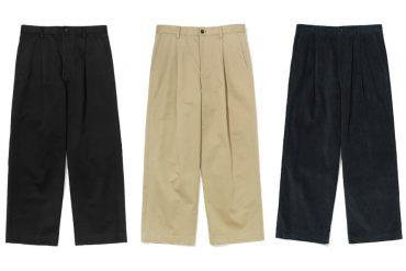 Covernat 20 SS Ankle Cut Wide Pants (1)