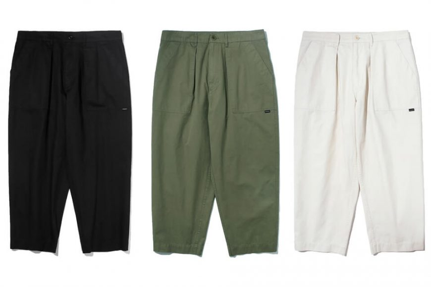 Covernat 20 SS Fatigue Pants (1)