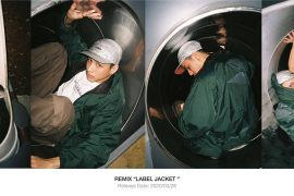 REMIX 19 AW Label Jacket (1)
