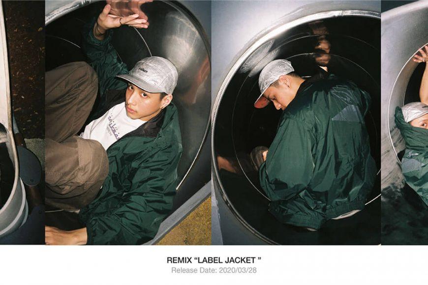 REMIX 19 AW Label Jacket (1)