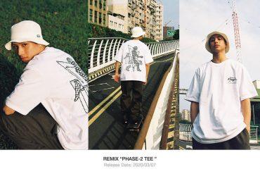 REMIX 19 AW Phase-2 Tee (1)
