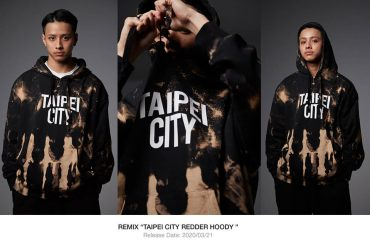 REMIX 19 AW Taipei City Render Hoody (1)
