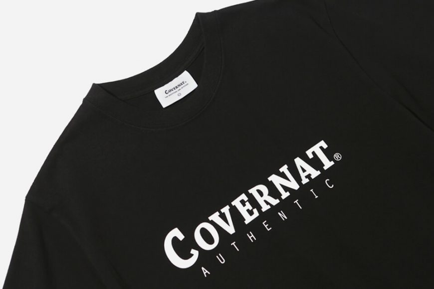 Covernat 20 SS Authentic Logo Tee (3)